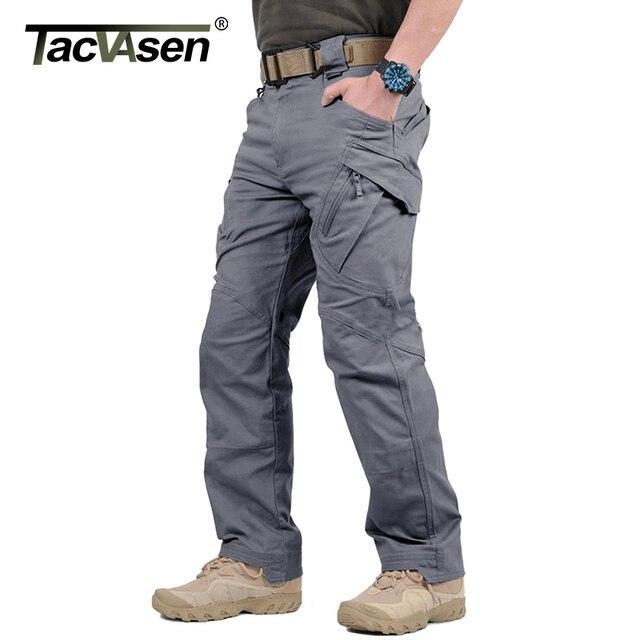 Tacvasen ix9 men city tactical pan