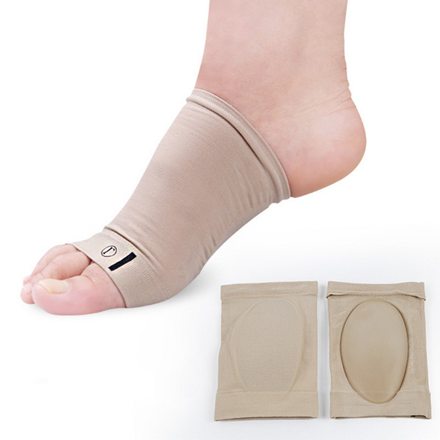 f37333a176 1Pair Arches Footful Orthotic Arch Support Foot Brace Flat Feet Relieve  Pain Comfortable Shoes Orthotic Insoles