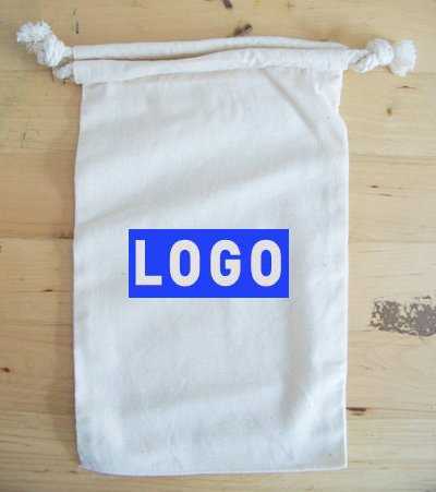 Aliexpress.com : Buy Wholesale cotton drawstring bags w/logo ...