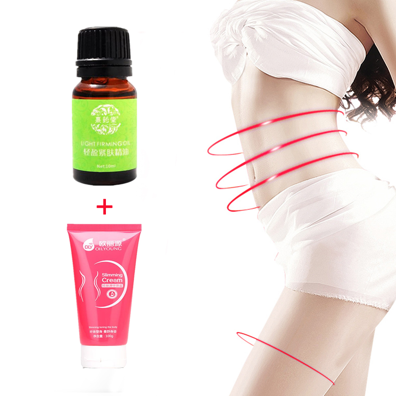 Slimming Essential Oil Reduce Abdomen Body Shaping Fitness Slimming Products To Losing Weight Cream Burn Fat Reduce Weight Loss