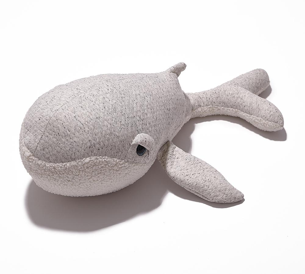 Big Cute Animals Dolphin Octopus Cushion Pillow Stuffed Plush Dolls Calm Sleep Toys Nordic Style Kids Photo Props Bed Room Decor in Stuffed Plush Animals from Toys Hobbies