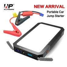 Allpowers Мобильные аккумуляторы зарядки для iPhone iPad Samsung Мобильные телефоны + 400A пиковый ток Портативный автомобиля Пусковые устройства руля автомобиля.