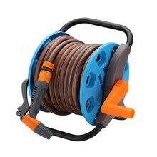 'Best' поливочный шланг портативный водопровод тележка с катушкой открытый внутренний двор держатель шланга 889