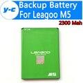 Leagoo M5 Bateria de Alta Qualidade 100% Novo Original 2300 mAh Substituição Da Bateria de Backup Para Leagoo BT-513P M5 Telefone Inteligente