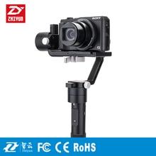 Zhiyun Kran M 3 achsen Hand Stabilizer Gimbal für DSLR Kameras Unterstützung 650g Smartphone Gopro 3 Xiaoyi Action kamera F19238