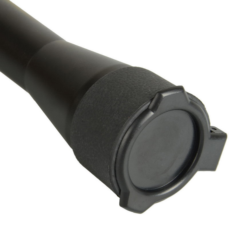 25.5-62mm For Hunting Sight Cover  Eye Protect Objective Cap Caliber Rifle Scope Mount Quick Flip Spring Up Open Lens Cover Caps