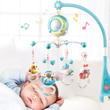 Musical Mobile Cot Baby Rattle Stroller Music Box