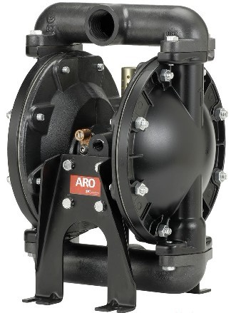 US ARO Ingersoll Rand Model 666120-3EB-C 1-inch pneumatic diaphragm pump ручная цепная таль ingersoll rand silver smb005 10 8v