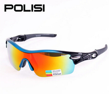 POLISI Cycling Sunglasses Bike Bicycle Sports Glasses Goggles New
