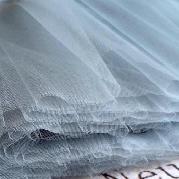 Mujer Azul Vestido 2019 Larga De Novia Tutu Tul Falda Saias Faldas En Puffy Boho BxFPnwqx