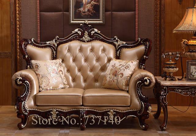 Antique Furniture Style Sofa
