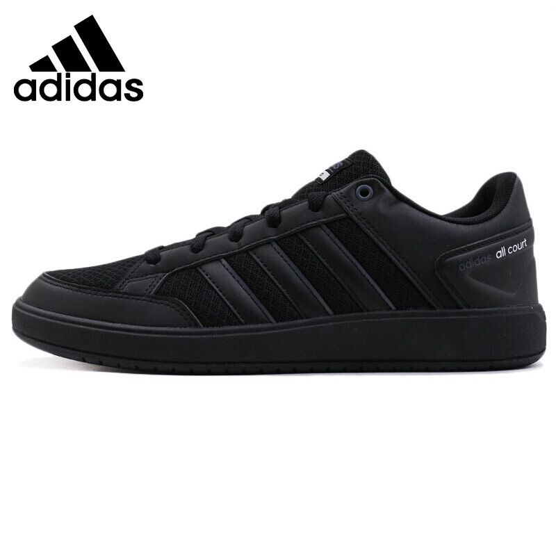 Original New Arrival 2018 Adidas CF ALL COURT Men's Tennis Shoes Sneakers original adidas women s tennis shoes sneakers