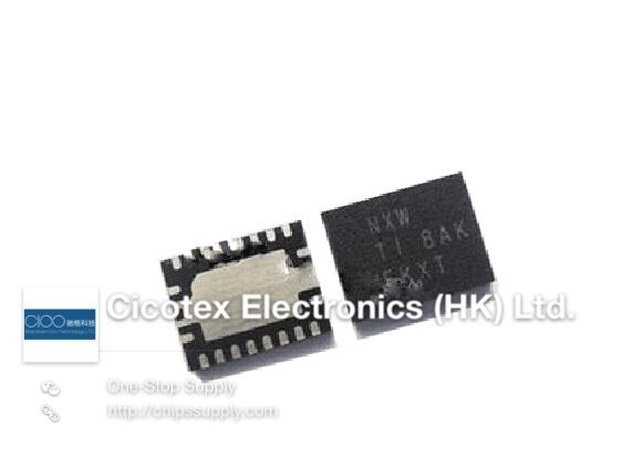 3PCS/LOT BQ24104RHLR BQ24104RHLT VQFN20 NXW IC BATT CHARGER LI-ION 20QFN