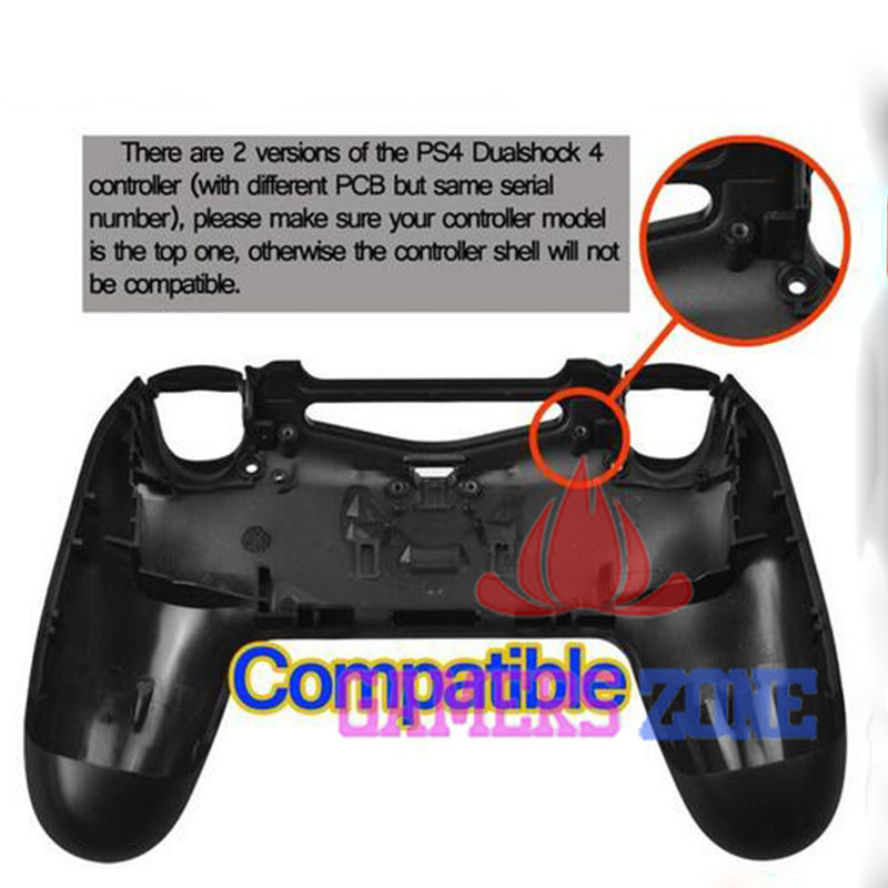 US $12 4 9% OFF|Replacement Touchpad with Flex Cable Sensor for PS4  Dualshock 4 Controller 14pin US Version-in Replacement Parts & Accessories  from