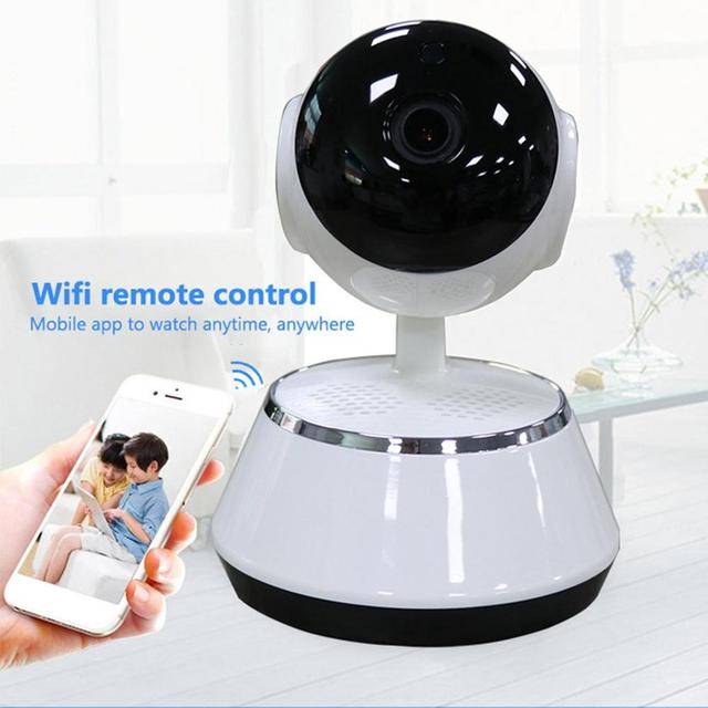 Baby Monitor Portable WiFi IP Camera 720P HD Wireless Smart Baby Camera Audio Video Record Surveillance Home Security Camera 5