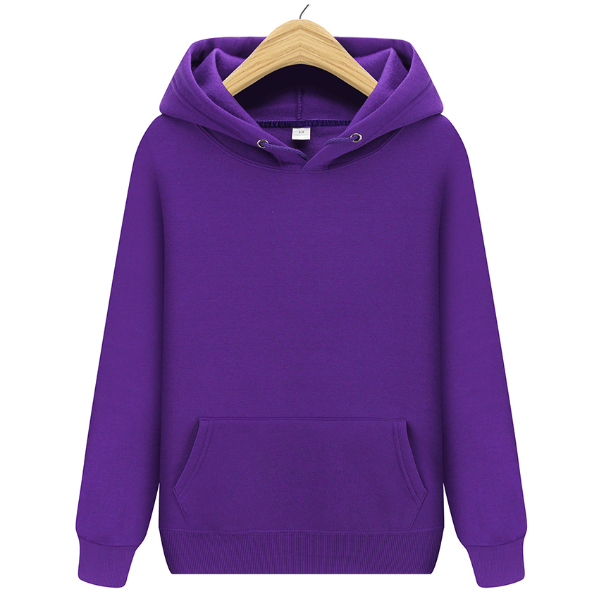 New /Purple Orange Green Black Gray HOODIE Hip Hop Street Wear Sweatshirts Skateboard Men/Woman Pullover Hoodies Male Hoodie