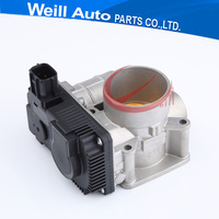 50 мм Электронный дроссельной заслонки чехол для Nissan Sentra 1.8L автомобильные аксессуары