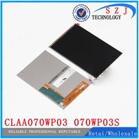 New 7inch CLAA070WP03 070WP03S E241232 LCD Display Screen For Ainol VENUS ASUS Google Nexus 7 MID