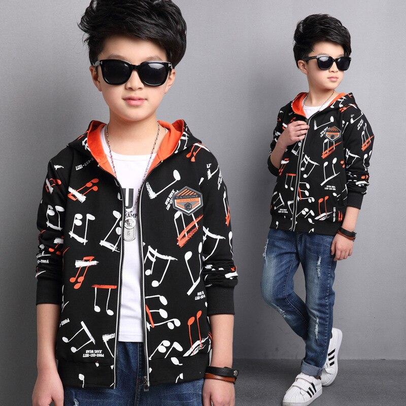 Детская одежда 2018 Осенняя мода модная куртка для мальчиков на молнии для отдыха модные пальто Одежда для мальчиков