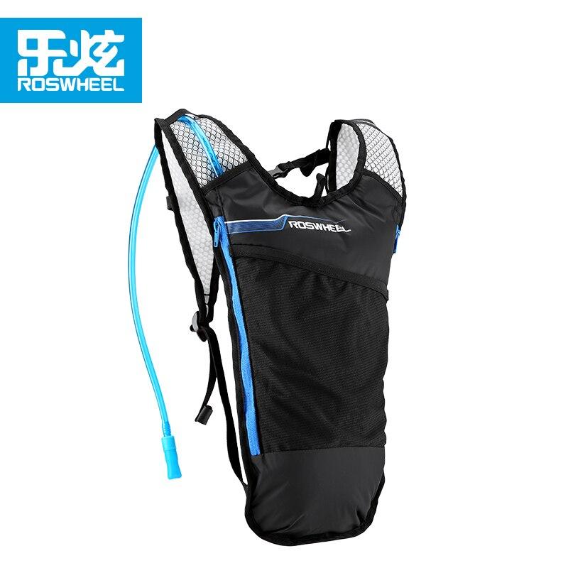 Roswheel borsa ciclismo sacchetto bicicletta di acqua bici da strada di montagna sport all'aria aperta viaggi zaino un tracolla