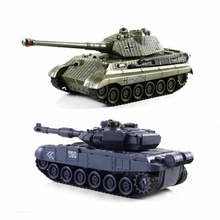 6 style Rc Battle Tank Remote Control War Shooting Tank large scale Radio Control Army battle Model millitary RC Battle Tank Toy