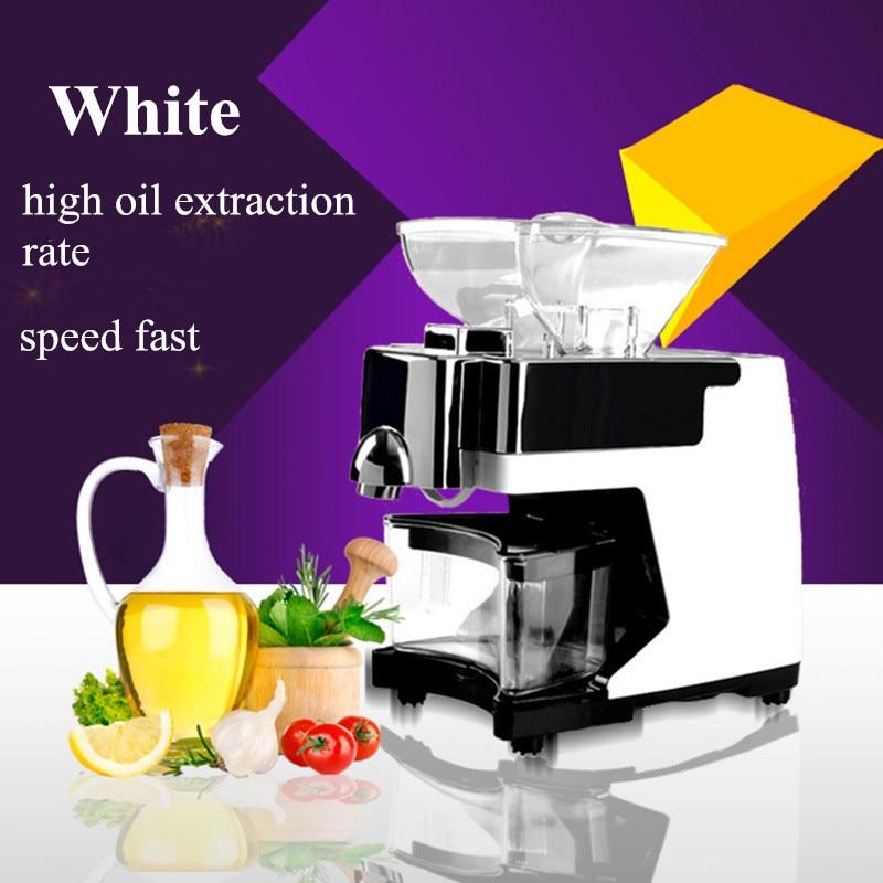 все цены на Mini oil pressing machine soybean home use oil pressers cold peanuts oil press machine
