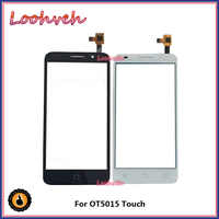High Quality5.0''Touch Screen for alcatel one touch pop 3 ot5015 5015 5015a 5015d 5015e 5015x digitizer touch glass sensor panel