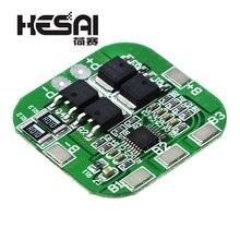 4S 14.8 V/16.8 V 20A szczyt litowo jonowy BMS PCM tablica zabezpieczająca baterię BMS PCM dla litowej LicoO2 Limn2O4 18650 LI bateria
