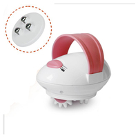 Newly Hot Selling 3D Butterfly Body Slimmer With Face Massage Beauty Massage Machine