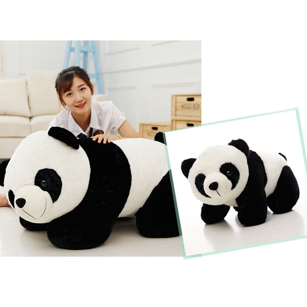 30CM/50CM/70CM Soft Stuffed Toys Animal Plush Toy Gifts Giant Panda Plush Toys Kung Fu Panda Dolls For Kids Birthday Gifts 1pc 16cm mini kawaii animal plush toy cute rabbit owl raccoon panda chicken dolls with foam partical kids gift wedding dolls
