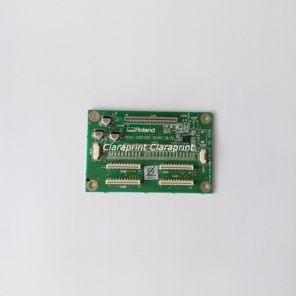 Original SP-300 Print Carriage Board for Roland FLJ-300 SP-300V SP-540V Printer W8406050F0