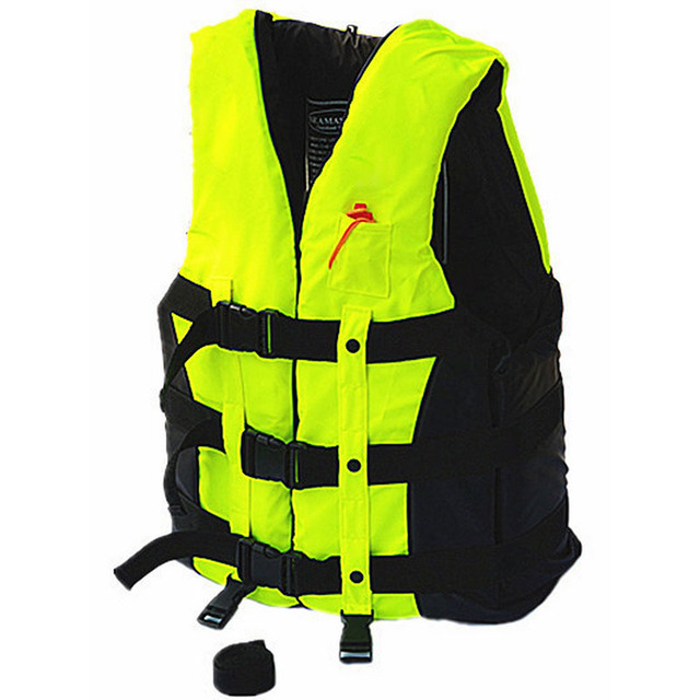 Adult Ultralight EPE Foam Fishing Drifting Swimming Life Jacket Vest Load Weight Up To 90KG For Fishing Surfing Boating Sailing