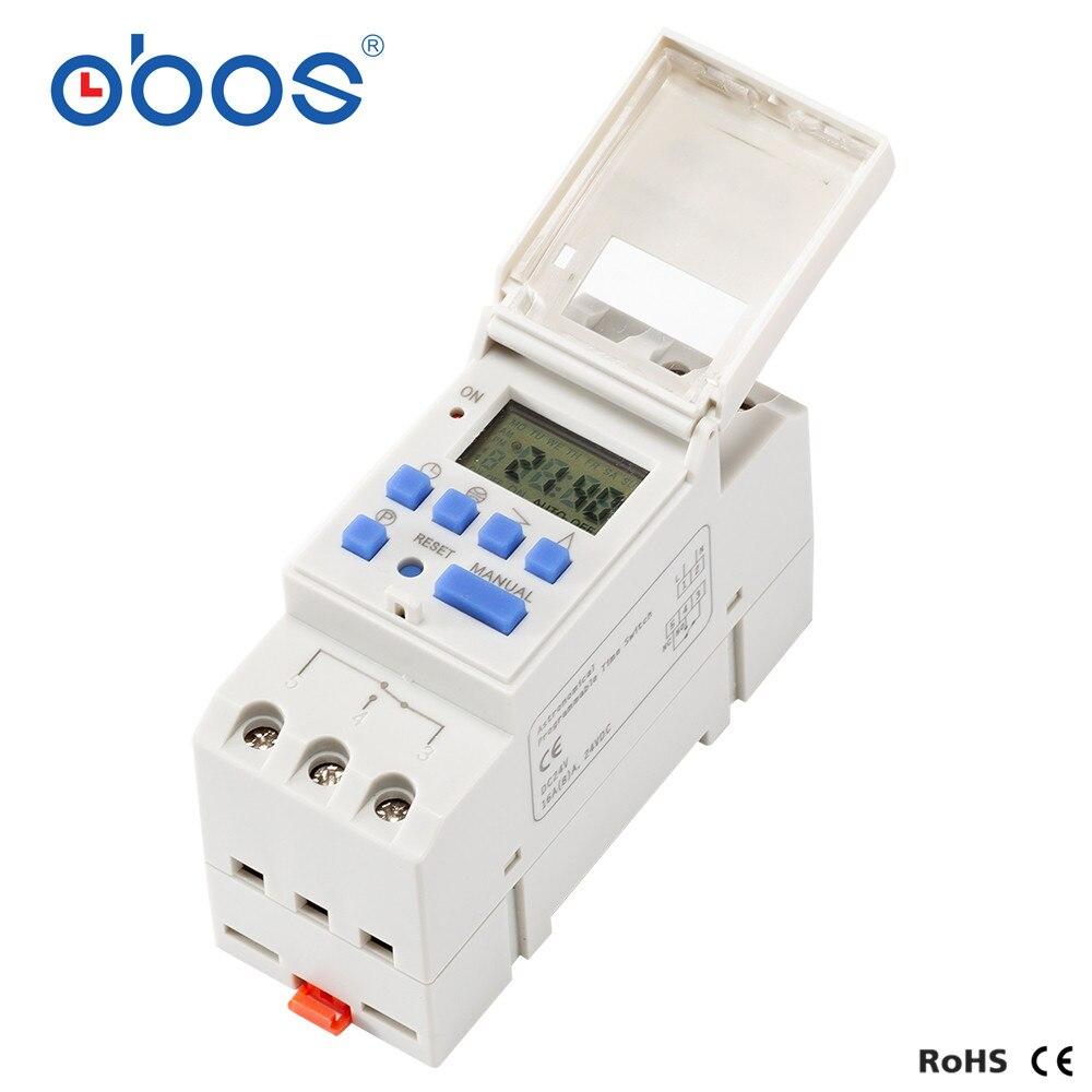 BS26W DC12V LCD microordenador Digital programable Astro Time Switch relé temporizador Latitud Longitud carril calle controlador Empleado escaneando huella dactilar en la máquina para registrar el tiempo de trabajo 2000 usuarios más baratos asistencia máquina TimeTrak sistemas
