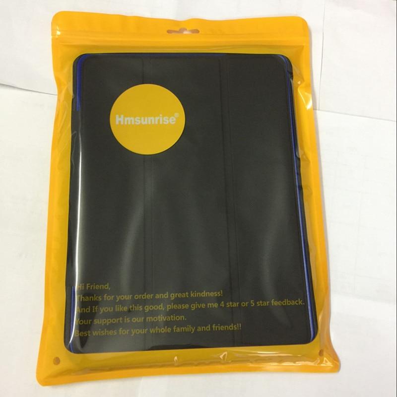 Samsung Galaxy Tab A үшін SM-T580 Case үшін Hmsunrise - Планшеттік керек-жарақтар - фото 6