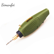 цена на Electric Grinder Mini Drill Grinding Set Milling Polishing Drilling Cutting Engraving Accessories Tool