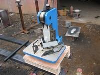 HN 3/102 hand operated notcher right angle shear cutting machine manual machinery tools
