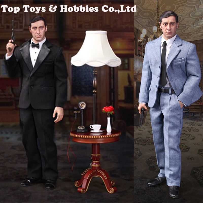 Full set 1/6 Chicago The godfather figure doll Toys Figure for collection normal vision/Deluxe EditionFull set 1/6 Chicago The godfather figure doll Toys Figure for collection normal vision/Deluxe Edition