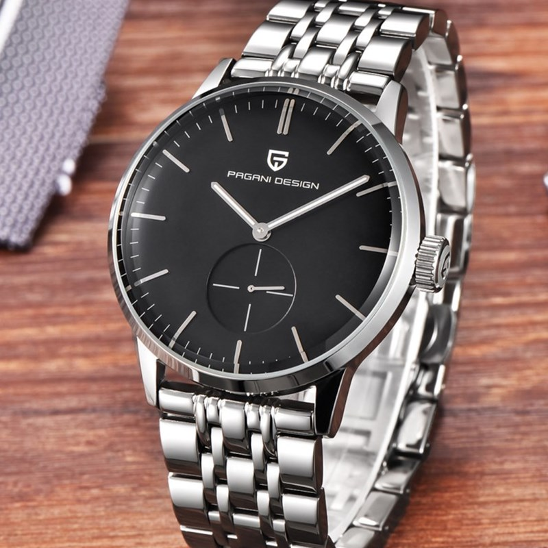 Luxury Brand PAGANI DESIGN Fashion Watches Reloj Hombre Casual Business Waterproof Quartz Watch Men Relogio Masculino erkek Saat reloj hombre top brand luxury simple fashion casual business watches men date waterproof automatic mens watch relogio masculino