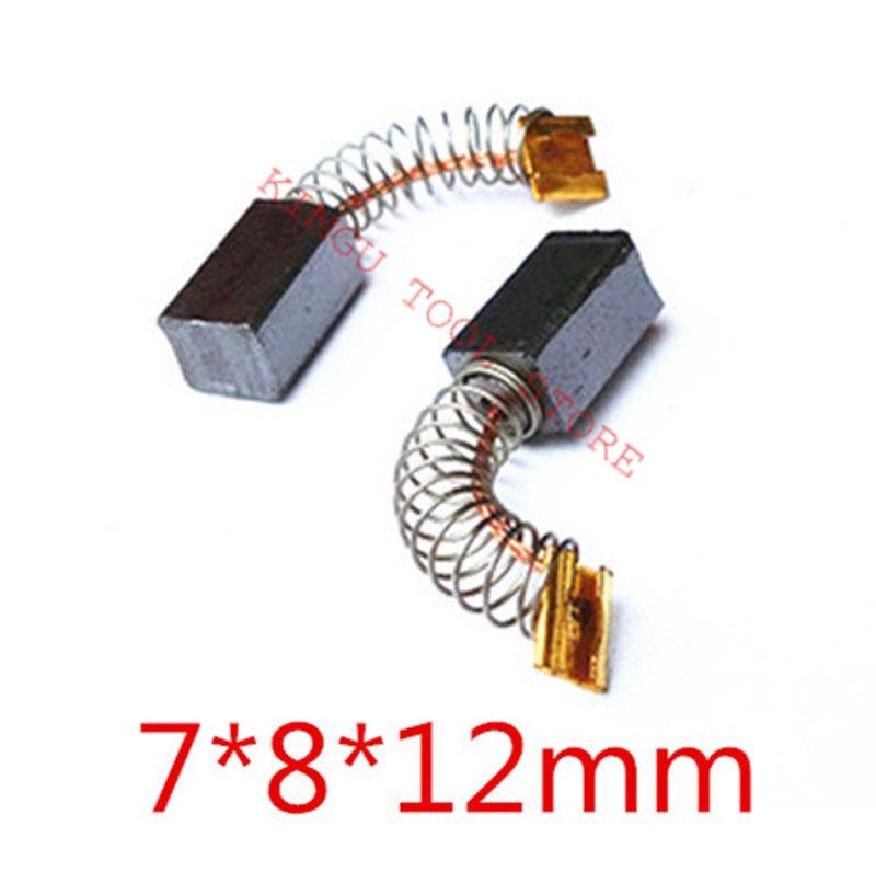 Carbon Brushes For HITACHI 999041 999-041 FCJ65S3 DV16VSS DV13VSS DV13SS DH26PB DH28PBY DH24PC3 DH24PG DH24PB3 DH22PG