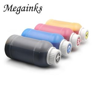 Image 2 - 250 ml/בקבוק אוניברסלי צבע מילוי דיו ערכת עבור Canon עבור Epson עבור HP אח הזרקת דיו מדפסת שחור C M Y & 100 ml ערכת ניקוי