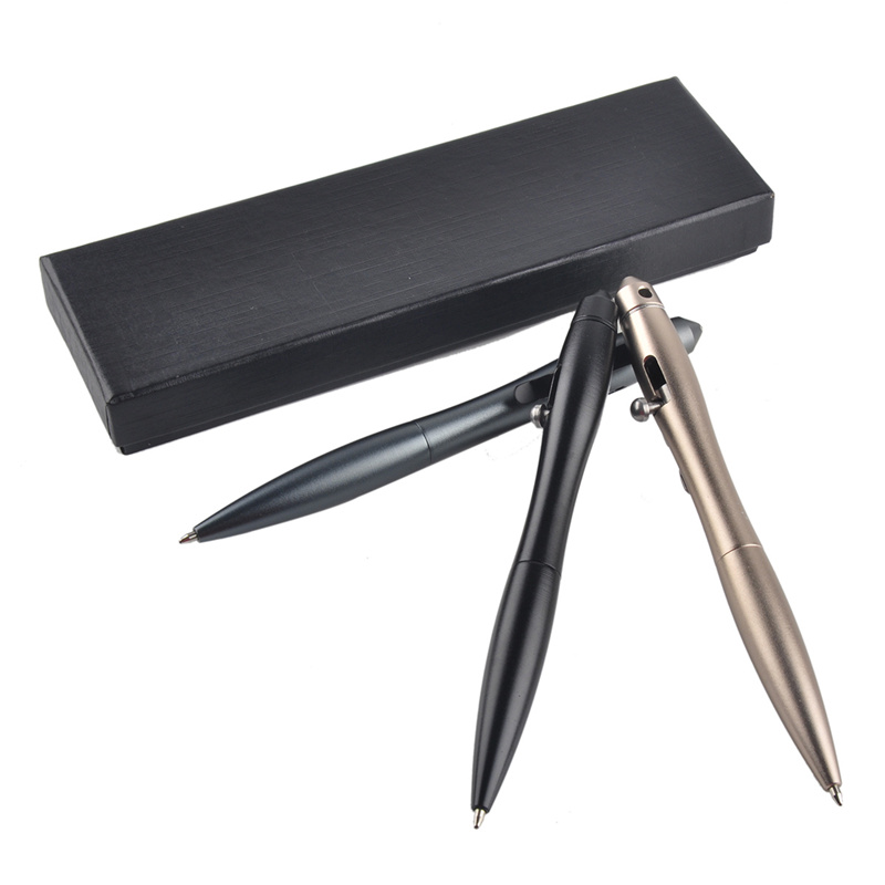 Wolfram Stahl Kopf Taktische Pen Notfallglasbrecher notwehr Pen Outdoor-multi-tools Wandern Breaker EDC Taktischen Stifte