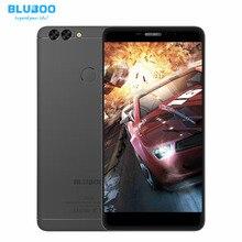 BLUBOO 5.5 inch HD 4G Mobile Phone Android 6.0 MTK67637T Quad Core 2GB RAM 16GB ROM Smartphone 13.0MP Dual Back Camera