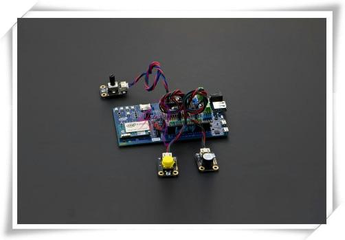 DFRobot 100% Genuine Start Sensor Kit for Intel Edison/Galileo-Modules fp75r12kt4 fp100r12kt4 7mbr75vn120 50 genuine 100% igbt modules