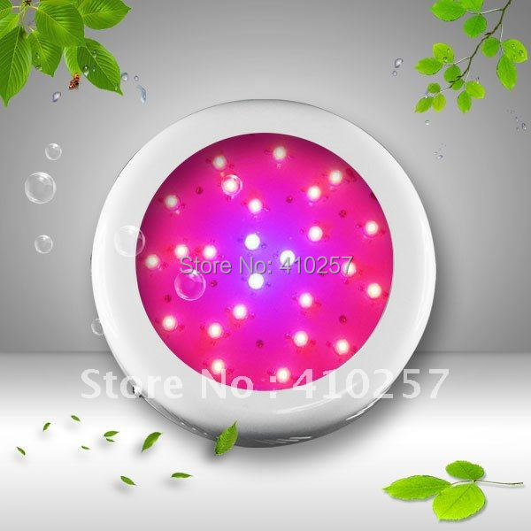 Pack sale 50W UFO Led Grow Light with 25*3W=75W,Dropshipping