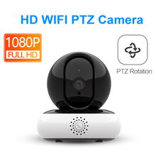 Ip Camera Wifi 1080P Mini Baby Monitor Audio Smart CCTV Home Security Wireless Ipcam PTZ Infrared Night Vision Surveillance HD 360 mini ip camera wifi 1080p full hd wireless cctv camera store home security one key alarm infrared night vision baby monitor
