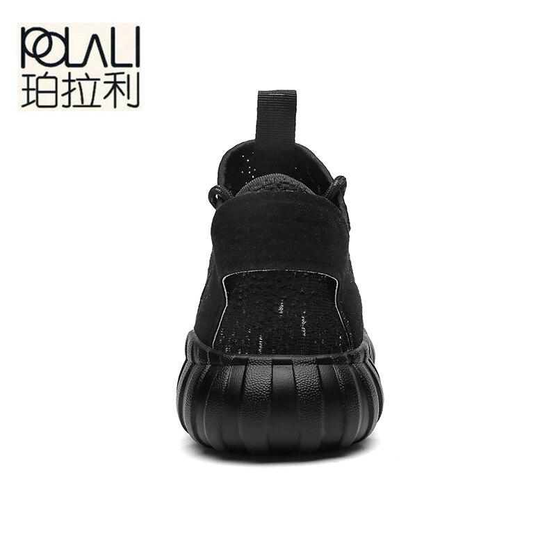 Chaussures Sport noir Polali Taille Mode multi blanc 44 39 Plus Beige La Respirant Krasovki Couple Nouvelle De D'été Automne Hommes Plat vvUpqSxwft