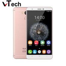 """Оригинал Oukitel U15 Pro 4 Г LTE MTK6753 Окта основные Мобильный Телефон 5.5 """"HD 3 ГБ RAM 32 ГБ ROM 16MP Android 6.0 Отпечатков Пальцев Мобильный Телефон"""