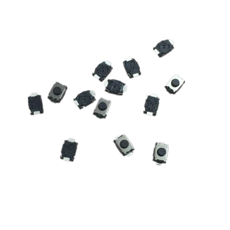 1000 X 4x4x0.8mm Tact Switch SMT SMD Tactile Membrane Switc PUSH Button SPST-NO