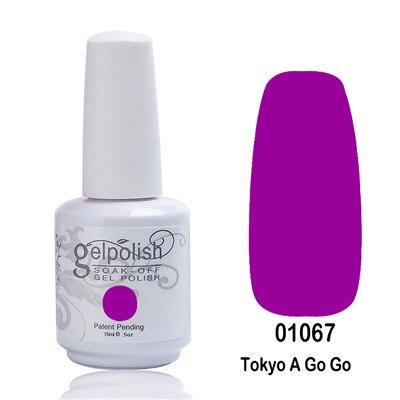 Girls Lovely Nail Gel Polish Easy Remove Gel Nail Polish Bulk Cheap