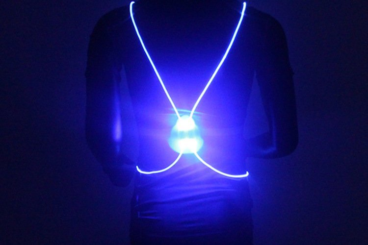 New Arrivals Bicycle Riding Vest Lights Led Warning Mountain Road Bike Lamp Night Outdoor Running Safety Reflective Vest Lights Fashionable Patterns Back To Search Resultssports & Entertainment Bicycle Accessories